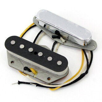 供Fender Pure Vintage 64年Telecaster Pickup Set电子吉他使用的挑选