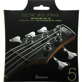 IBANEZ IEBS5C Coated Nickel Wound 45-130 5弦ベース用 エレキベース弦