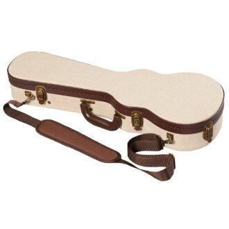 供GATOR GW-JM UKE-CON音樂會尤克裏裏琴使用的堅硬的情况
