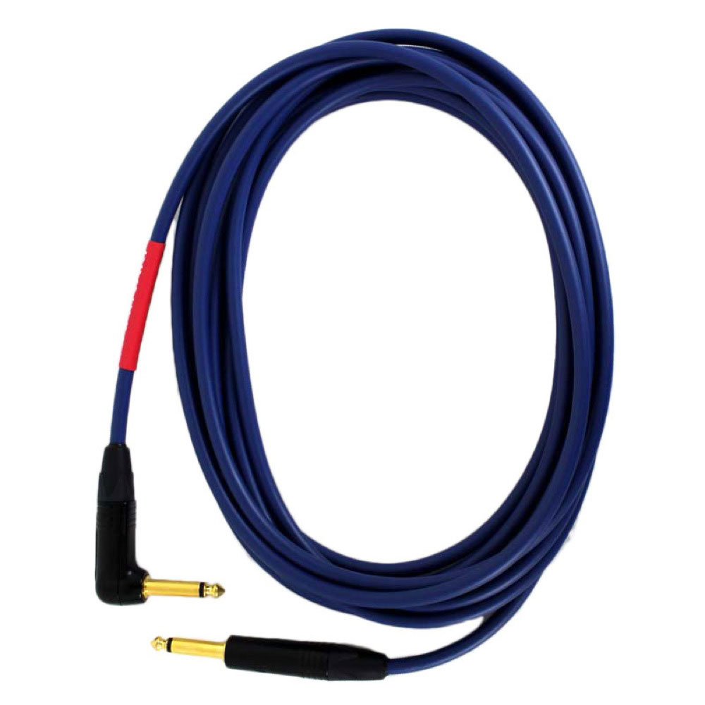 KAMINARI K-GC5LS Electric Guitar Cable 5m LS エレクトリックギター専用ケーブル