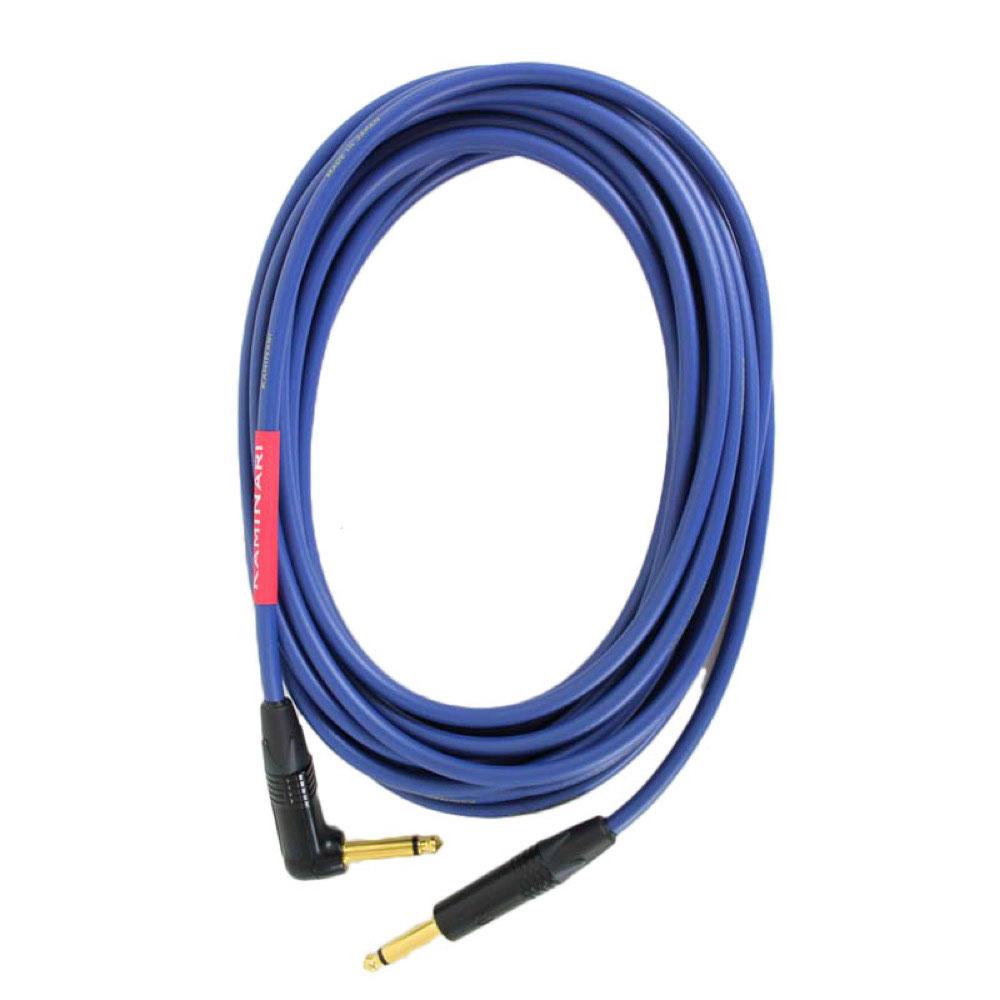 KAMINARI K-GC7LS Electric Guitar Cable 7m LS エレクトリックギター専用ケーブル