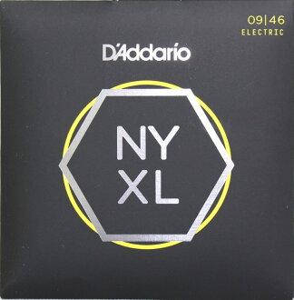 D'Addario NYXL0946 일렉트릭 기타현