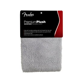 Fender Premium Plush Microfiber Polishing Cloth クロス