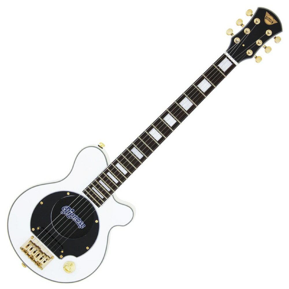 Pignose PGG-259 WH ヘッドホン付き アンプ内蔵エレキギター