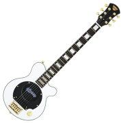 PignosePGG-259WHヘッドホン付きアンプ内蔵エレキギター