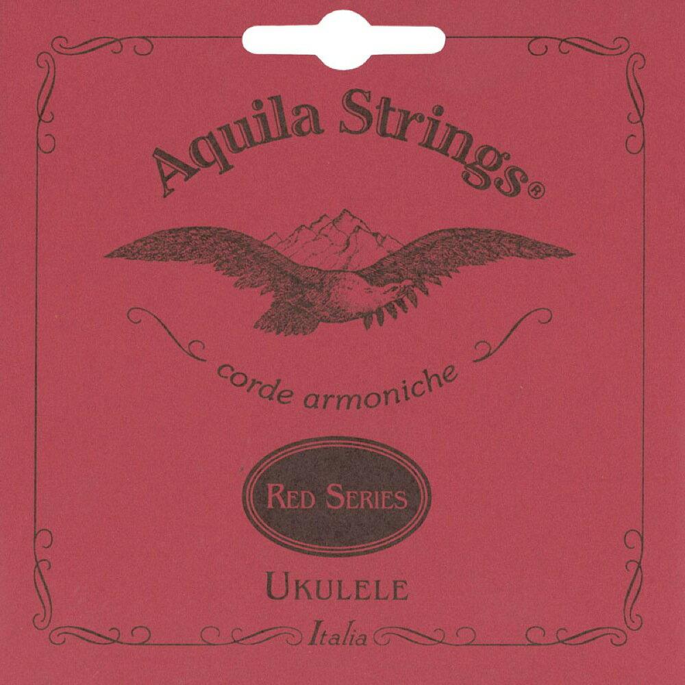 AQUILA AQR-SR Red Series ソプラノウクレレ弦