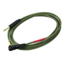 KAMINARI K-BC3LS Electric Bass Cable 3m LS エレクトリックベース専用ケーブル