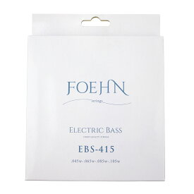 FOEHN EBS-415 Electric Bass Strings Regular Light Top Medium Bottom エレキベース弦 45-105