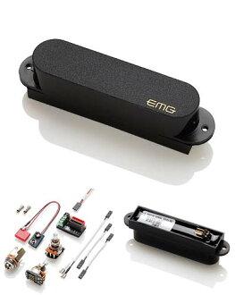供EMG EMG-SA單體BLACK電子吉他使用的挑選