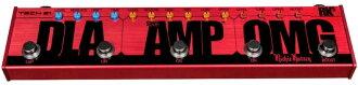 SANSAMP/Tech21 RK5 Richie Kotzen Signature guitar effects