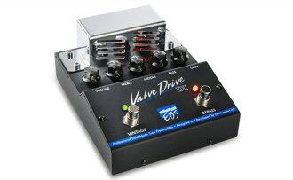 EBS ValveDrive DI bass preamp Overdrive