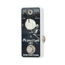 Mighty Sound M1 Distortion ディストーション エフェクター