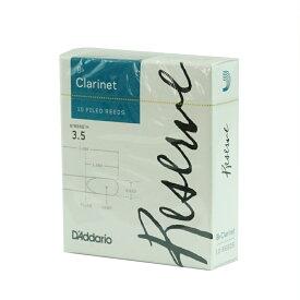 D'Addario Woodwinds/RICO LDADRECL3.5 レゼルヴ B♭クラリネットリード [3.5]