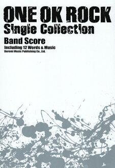 Band ONE OK ROCK Single Collection doremi music(Japan)