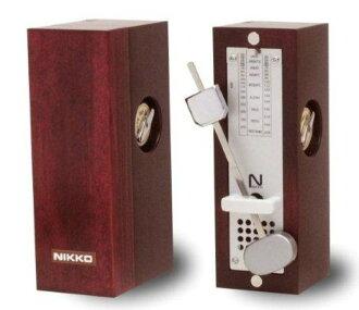 NIKKO木制小葡萄红332节拍器