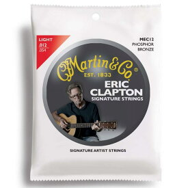 MARTIN MEC12 Light Clapton's Choice アコースティックギター弦