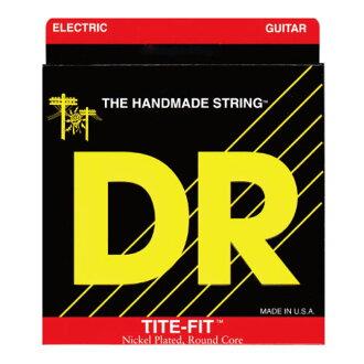 DR LH-9 Lite&Heavy TITE-FIT 일렉트릭 기타현×3 세트