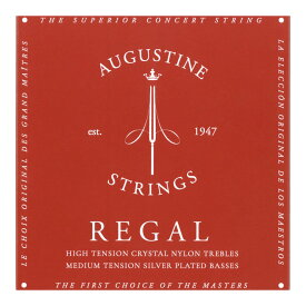 AUGUSTINE REGAL RED SET クラシックギター弦×3SET