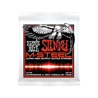 *12套ERNIE BALL 2915 M-Steel Skinny Top Heavy Bottom電子吉他弦