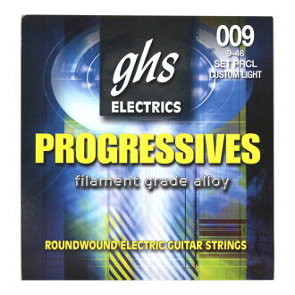 GHS PRCL 09-46 Progressives Series×3 SET 일렉트릭 기타현