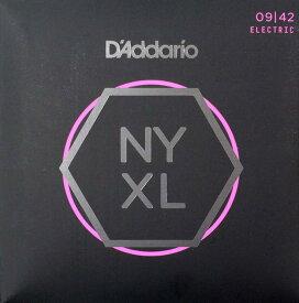D'Addario NYXL0942 ×3SET エレキギター弦
