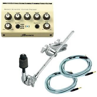 IBANEZ AGP10吉他用之前放大器装设扣子TAMA MCA53 akogi专用的电缆5m KAMINARI K-AC5LS 3分安排