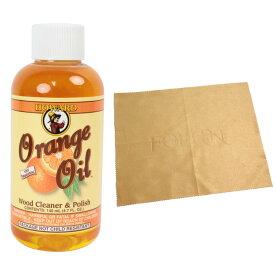HOWARD Orange Oil OR0004 オレンジオイル FOEHN FGC2429 ギタークロス メンテナンスセット