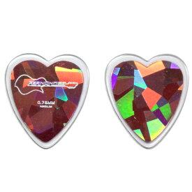 FERNANDES P-100DP HEART DIAMOND PINK ピック×10枚
