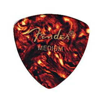 *12張Fender 346 Shape Picks Shell Medium吉他選取