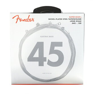 *2 set of Fender Bass Strings Nickel Plated Steel 82505M 45-130 5 string electric guitar base string