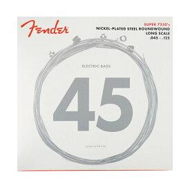 Fender Bass Strings Nickel Plated Steel 5-STR 7250-5M 45-125 5弦エレキベース弦×2セット