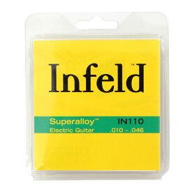 Thomastik-Infeld IN110 Superalloy 10-46 エレキギター弦×3セット