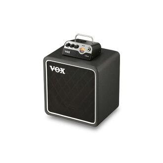 VOX MV50-CL & BC108 캐비넷 스택 앰프 세트