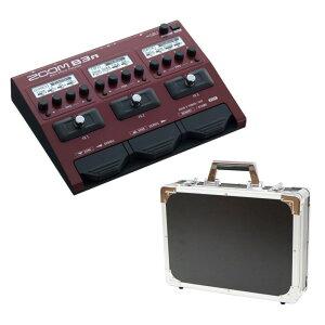 ZOOM B3n ベースマルチエフェクター Dicon Audio エフェクターケース付きセット