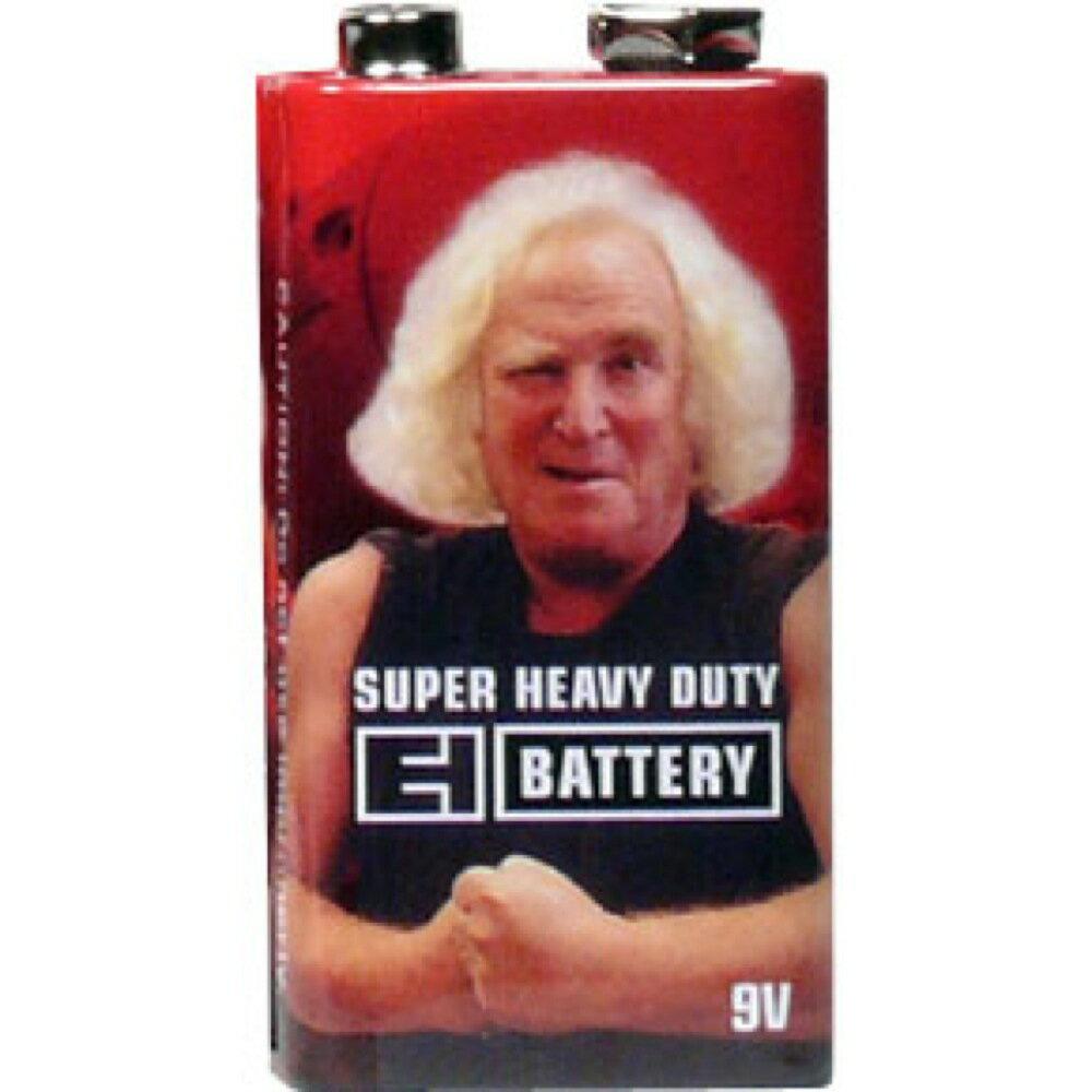ELECTRO-HARMONIX EHX 9V Battery 9V形 マンガン電池×2個