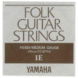 *2根供雅马哈FS531吉他使用的玫瑰花弦1弦