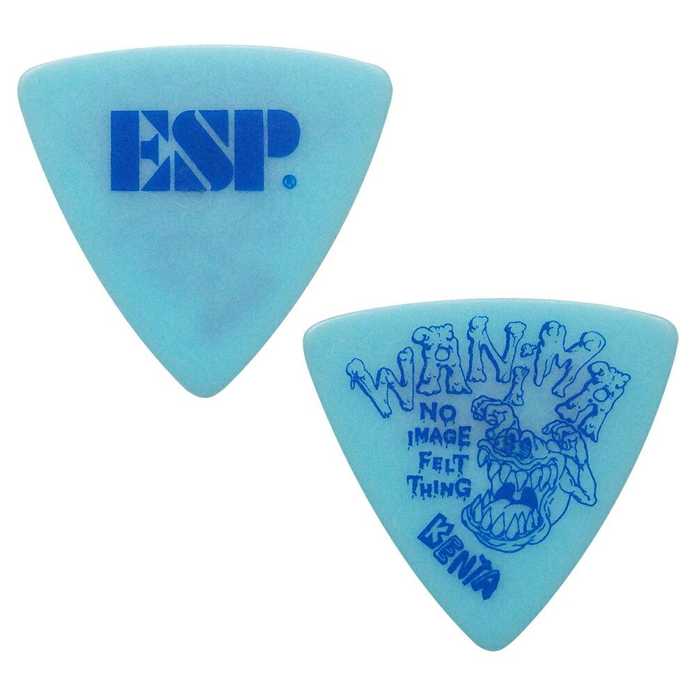ESP PA-WK10-4 SB WANIMA KENTA PICK ギターピック×10枚