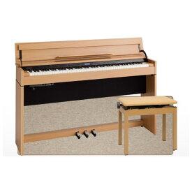 ROLAND DP603-NBS Digital Piano ナチュラルビーチ調仕上げ 電子ピアノ 高低自在イス&ピアノセッティングマット付き セット 【組立設置無料サービス中】