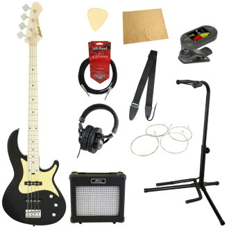 Ten points of introduction to electric guitar base set AriaProII RSB-618/4 BK electric guitar bases