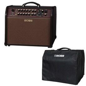 BOSS ACS-PRO Acoustic Singer Pro アコースティックギター用アンプ 純正アンプカバー付き 2点セット