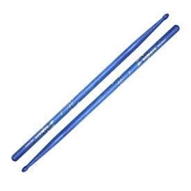 ZILDJIAN LAZLZ5ABU Hickory Series 5A WOOD BLUE DRUMSTICK ドラムスティック×6セット
