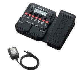 ZOOM G1X FOUR ギターマルチエフェクター 専用アダプター付きセット