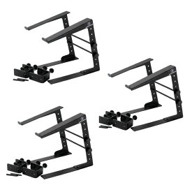 Dicon Audio LPS-002 with clamps LAPTOP STAND ラップトップスタンド×3セット