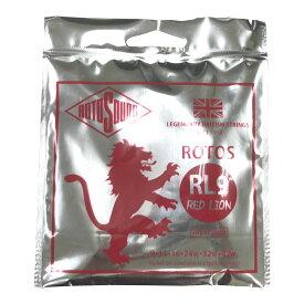 ROTOSOUND ROT-RL9 RED LION RL9 09-42 エレキギター弦×3セット