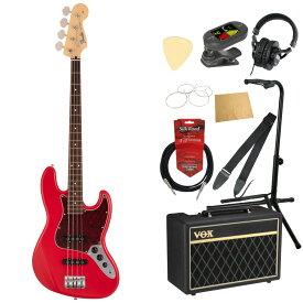 Fender Made in Japan Hybrid II Jazz Bass RW MDR エレキベース VOXアンプ付き 入門10点セット
