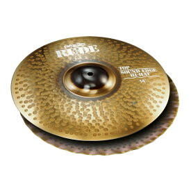 "PAISTE RUDE Sound Edge Hi-Hat Pair 14"" ハイハットシンバル ペア"
