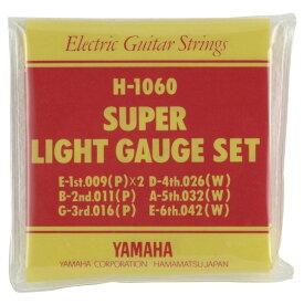 YAMAHA H1060 エレキギター弦×3SET
