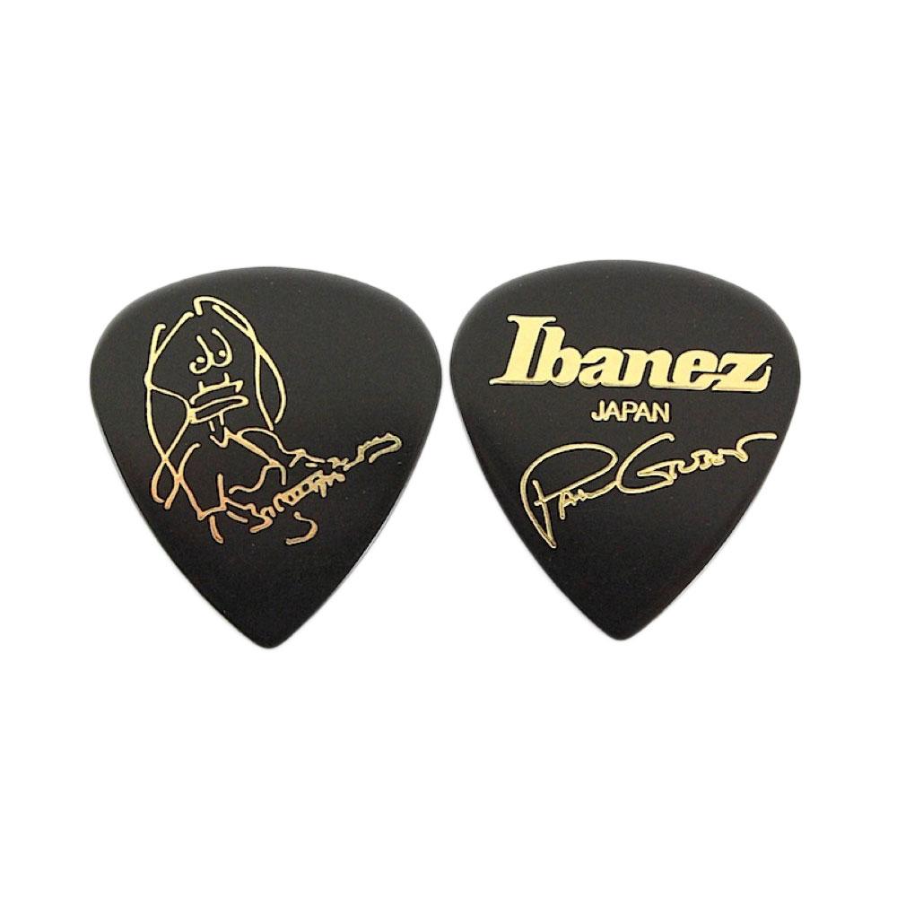 IBANEZ 1000PG-BK ポールギルバートギターピック×10枚