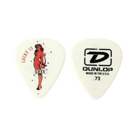 JIM DUNLOP L08R/HATE GIRL/0.73 ギターピック×12枚