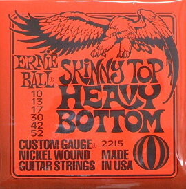 ERNIE BALL 2215/Skinny Top Heavey Bottom×12SET エレキギター弦